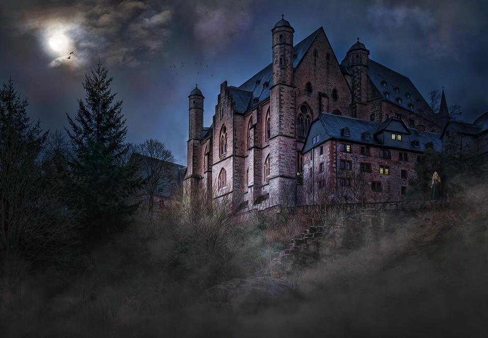 Castillos aterradores que podéis visitar en Halloween