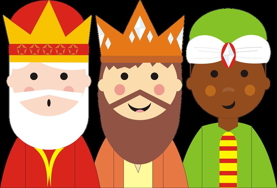 Cuentos infantiles sobre los Reyes Magos de Oriente