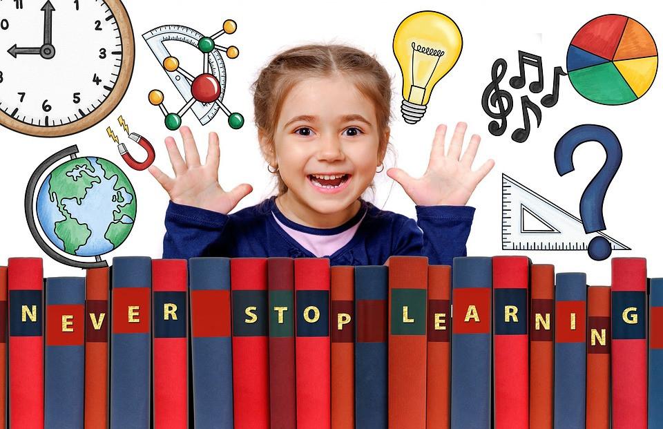 Libros educativos para niños