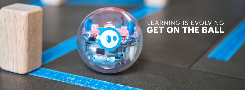 Sphero, un robot que enseña a programar a los niños