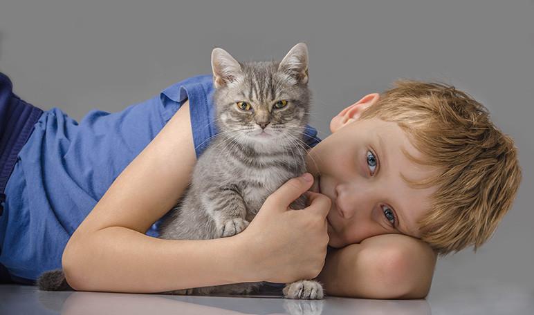 beneficios-de-tener-un-gato-para-los-ninos-wikiduca
