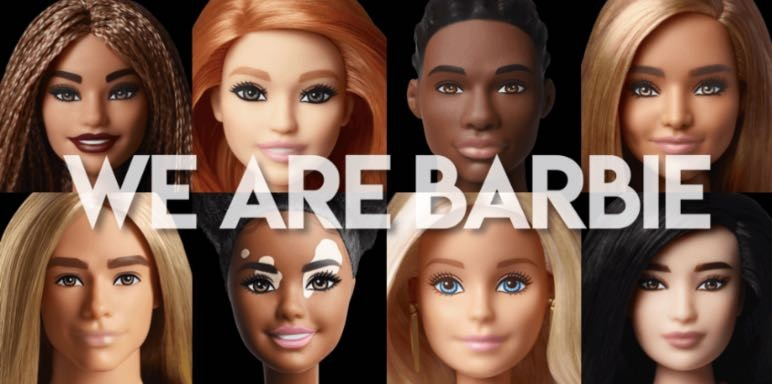 Barbie expands its Barbie Fashionistas line with new dolls