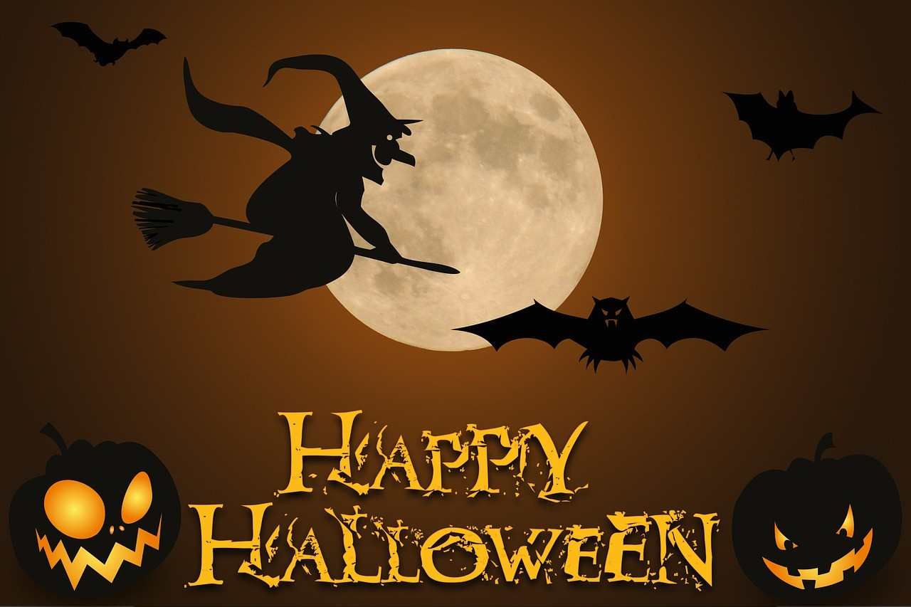 Cómo aprender inglés en Halloween