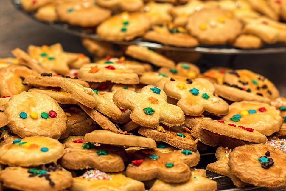 Galletas de Navidad para cocinar con los niños
