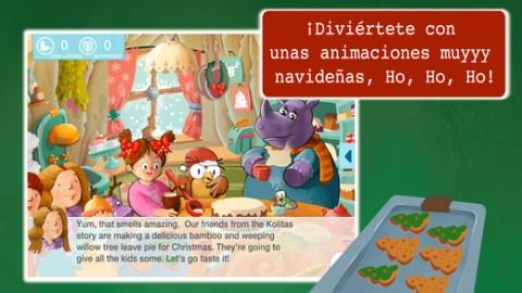 Juegos de Navidad infantiles para la tablet
