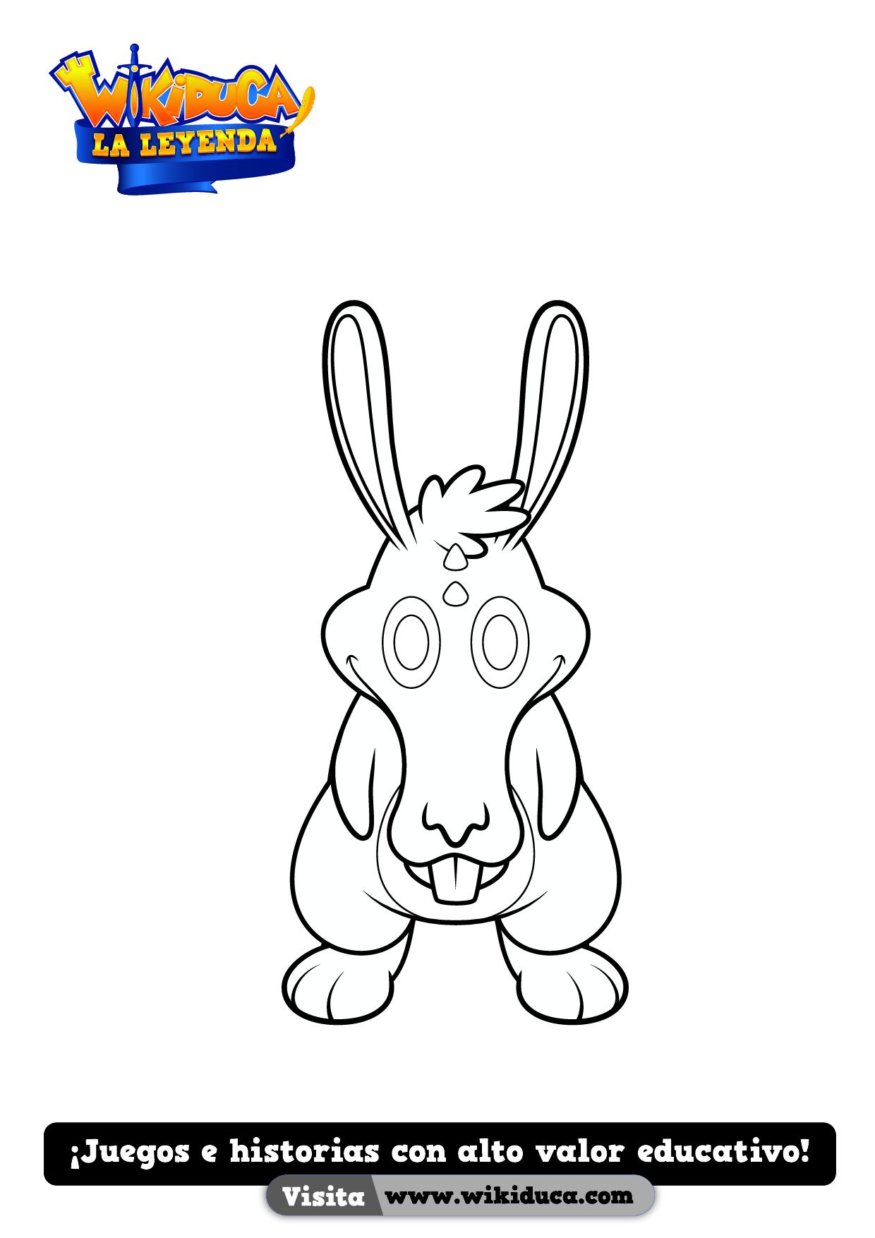 Dibujos para colorear que fomentan la creatividad de los niños ...