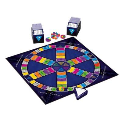Trivial Pursuit, un juego de mesa para aprender jugando