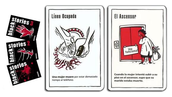 Black Stories, un juego de cartas para resolver misterios
