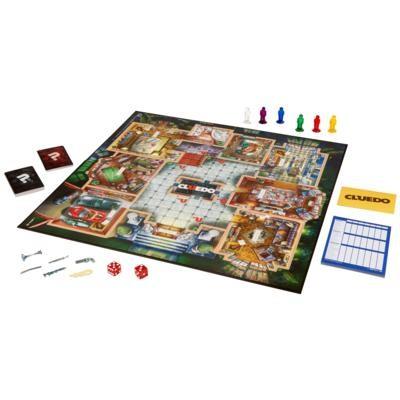 Cluedo, un juego para encontrar al asesino y ejercitar la mente