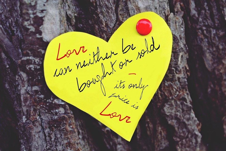 Frases de San Valentín para aprender inglés