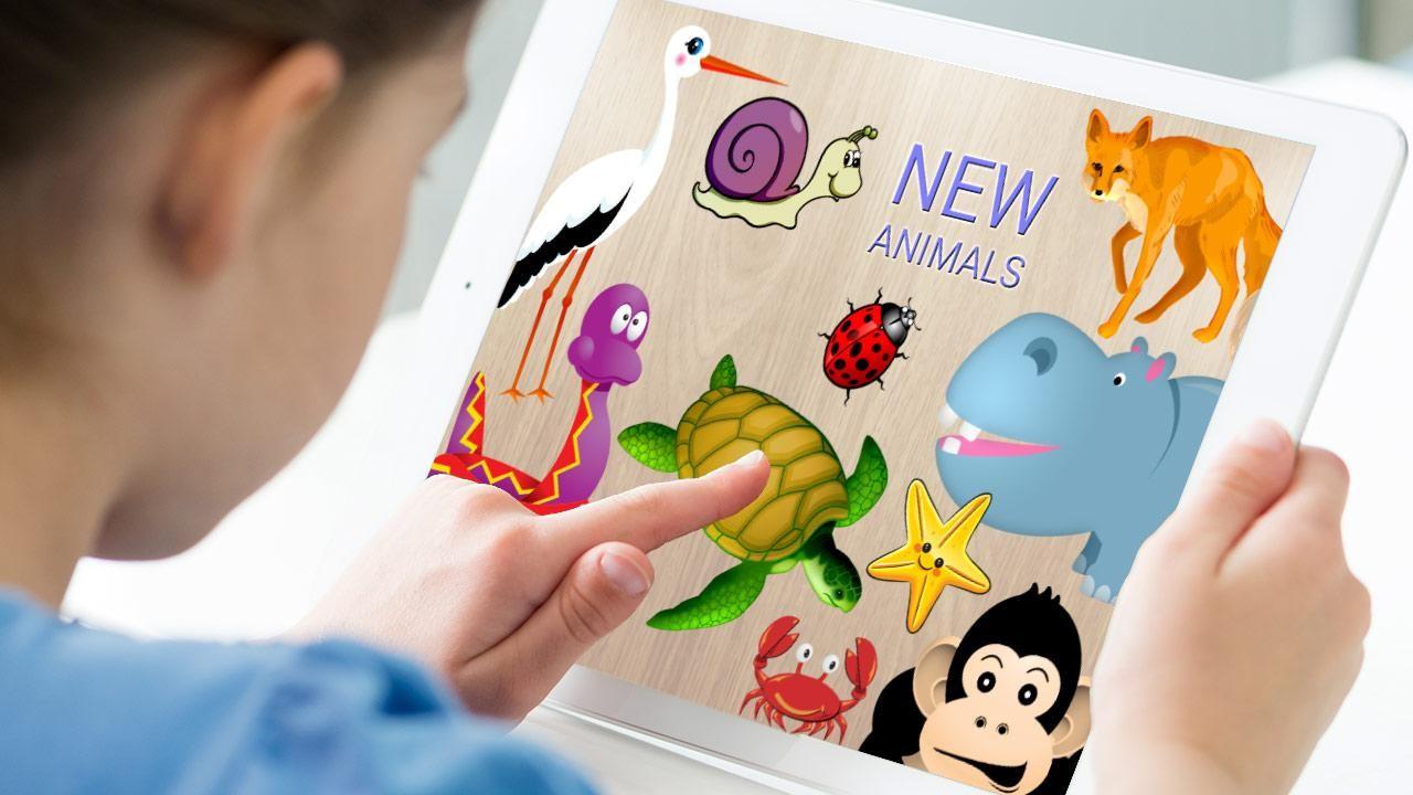 Juegos infantiles para iOS y Android