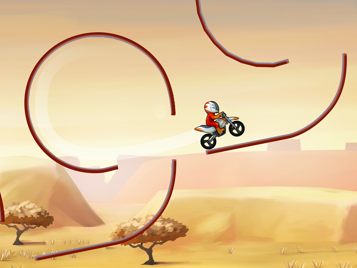 Juegos de motos gratis para peques