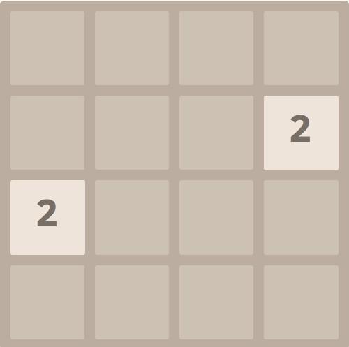 2048, un juego adictivo que estimula la agilidad mental