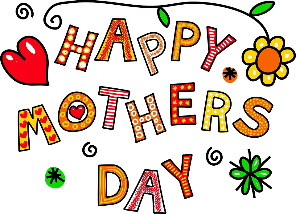 Happy Mother's Day Clip Art
