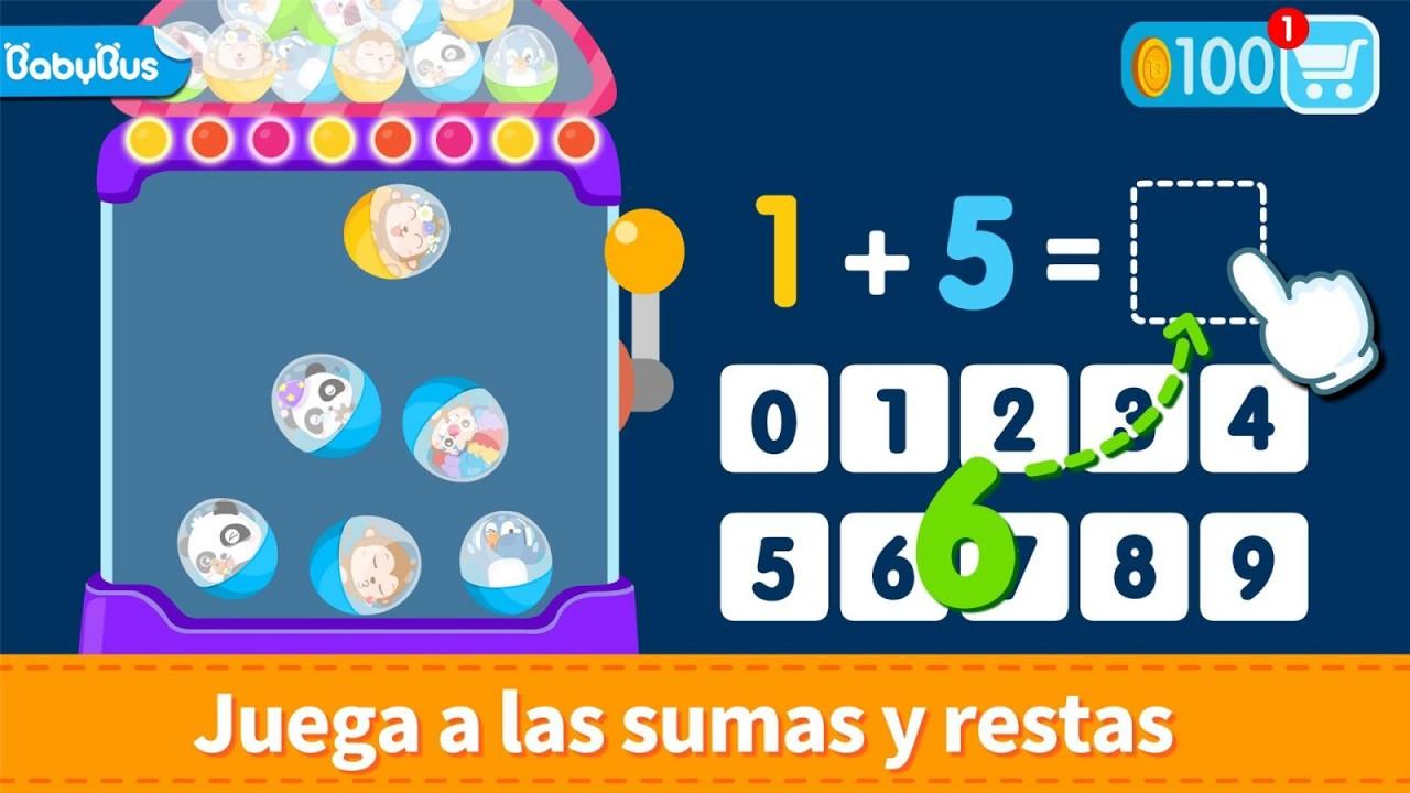 Juegos didácticos de matemáticas para niños y jóvenes