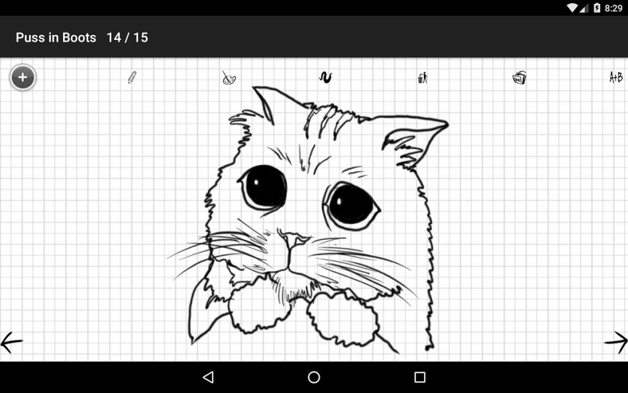 Juegos de Android para aprender a dibujar