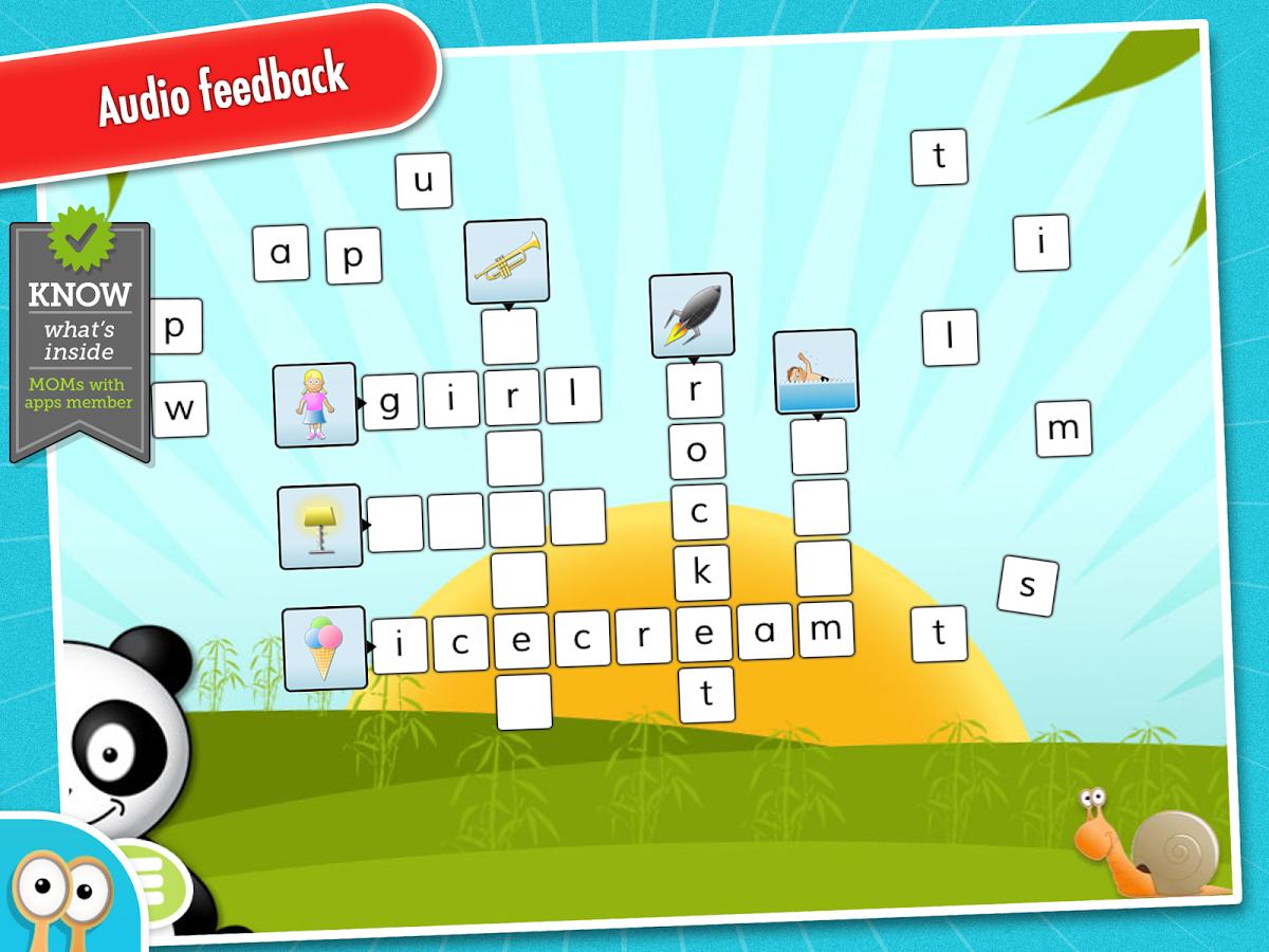 Crucigramas para niños ideales para mejorar el vocabulario