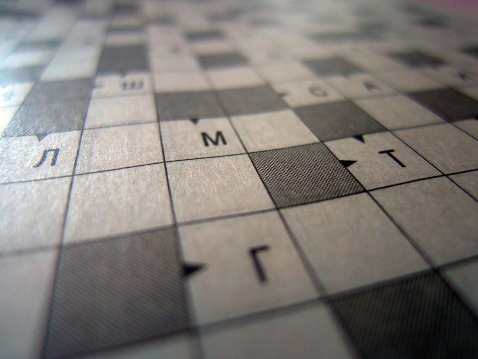 Crucigramas para aprender palabras y ampliar el vocabulario