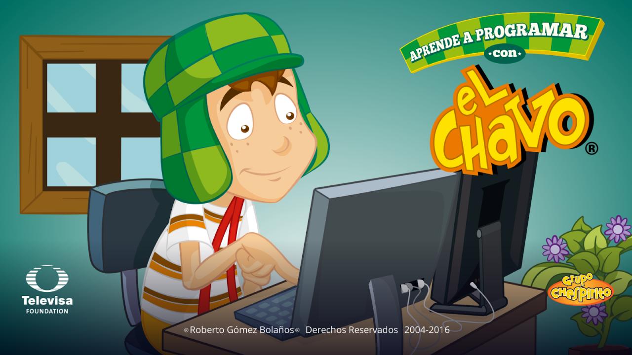 Juegos infantiles para aprender informática