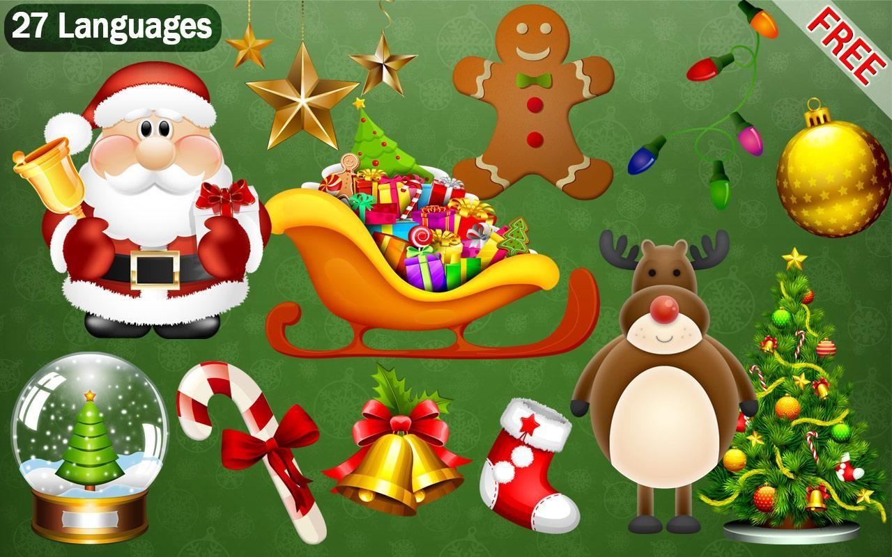 Aplicaciones de Navidad para niños - Wikiduca