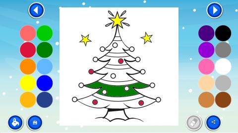 Felicitaciones De Navidad Para Infantil.Aplicaciones De Navidad Para Ninos Wikiduca