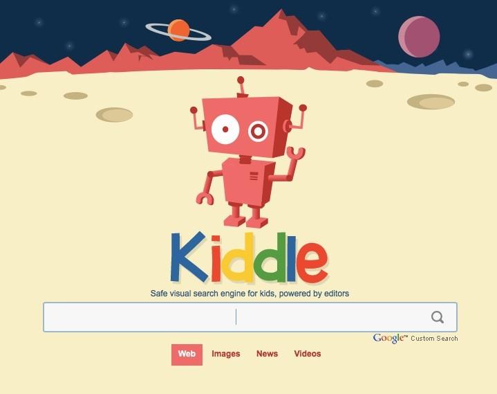 Kiddle, un buscador de internet para niños