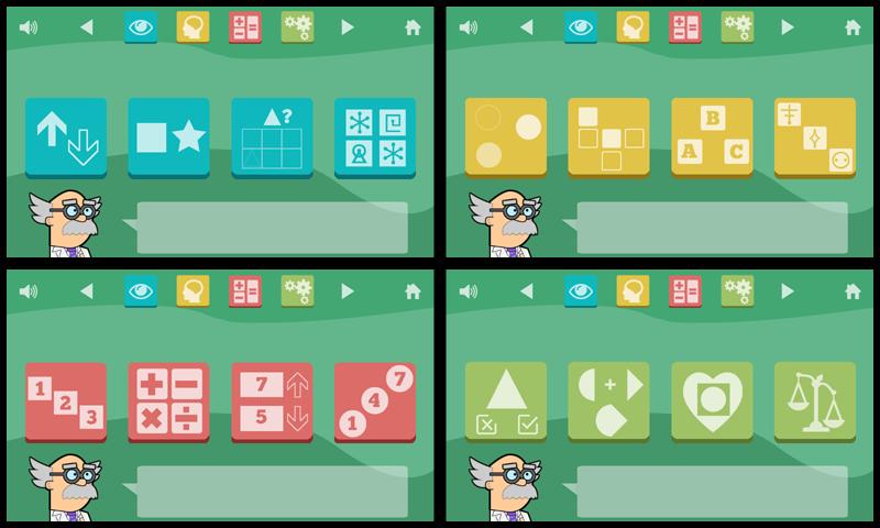 Apps para mejorar el funcionamiento del cerebro