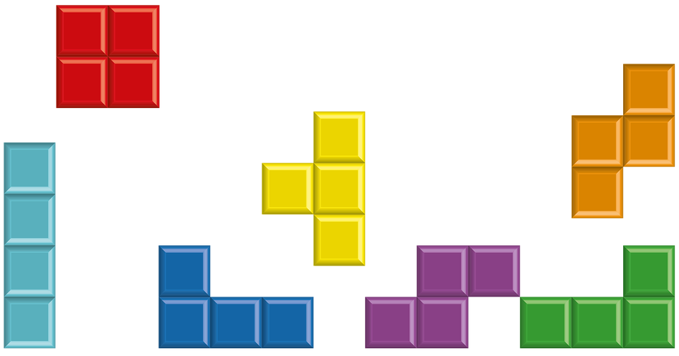 6 beneficios de jugar al Tetris