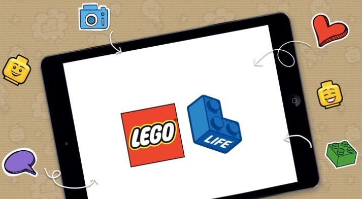 LEGO Life, una red social para niños y niñas