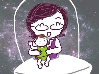 Entramos en La nave de V para descubrir el mundo de los bebés