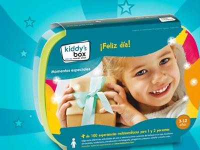 Kiddy's Box, las mejores experiencias para los niños
