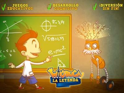 Los beneficios de los juegos educativos