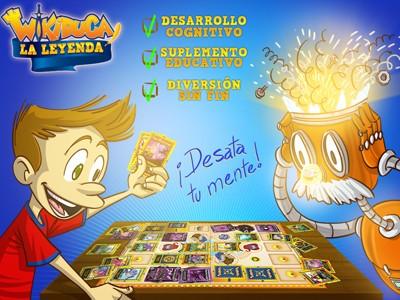 ¡Nuevo torneo de cartas de Wikiduca!