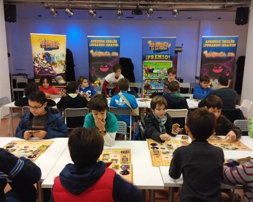 ¡El primer Gran torneo de cartas de Wikiduca se convierte en un éxito!